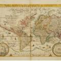 M.Merian - World map