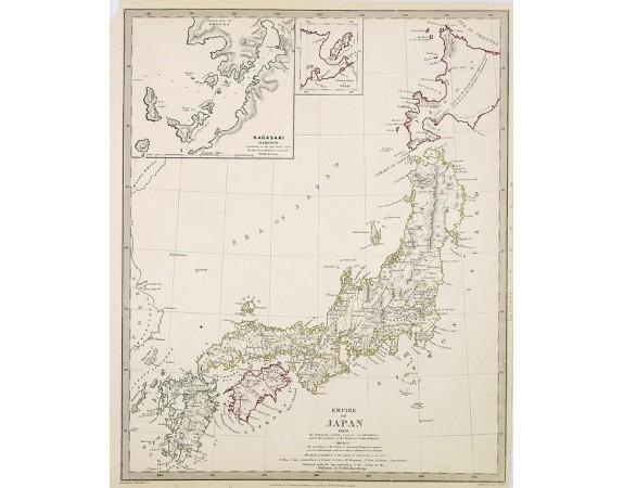 BALDWIN / CRADOCK. -  Empire of Japan Yedo..