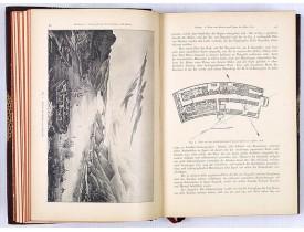 VON SIEBOLD, P. Fr. B. -  Nippon archiv zur Beschreibung von Japan.