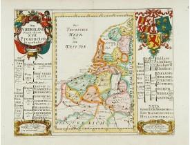 BODENEHR, G. -  Die Niederland..XVII Provincien..