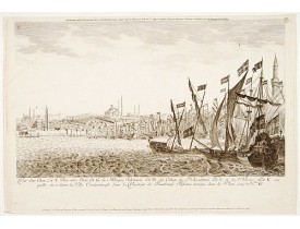 L'ACADEMIE IMPERIALE. -  Quartozieme feuille .. Constantinople..