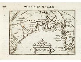 BERTIUS, P. -  Bengala.