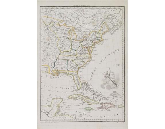 CHAMOUIN. - Etats Unis et Grandes Antilles.