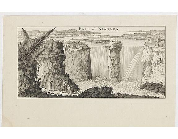 POPPLE, H. / MORTIER,J. / C. -  Fall of Niagara.