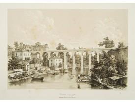 CHARPENTIER. -  Clisson, (Loire-inf.re) Nouveau Pont sur la Moine.