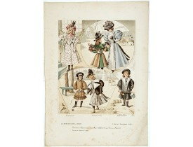 LARIVIERE. -  Paris fashion plate. (3249E)