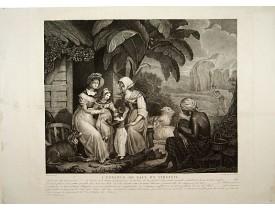 SCHALL / LE GRAND, A. -  L'Enfance de Paul et Virginie.