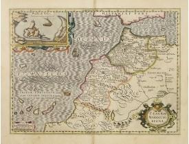 MERCATOR, G. / HONDIUS, J. -  Fessae et Marocchi Regna.