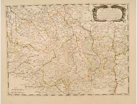 SANSON, N. / MARRIET, P. -  Gouvernement General du Lyonnois.