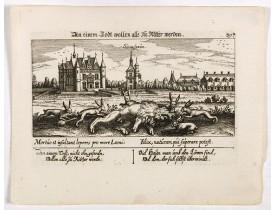 MEISNER, D. -  In einem Todt .. [ Château de Chenonceau ].