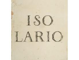CORONELLI, V.M. -  [Title page] Isolario.