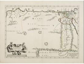 MARIETTE, P. / TAVERNIER, M. -  Patriarchatus Alexandrini Geographica descriptio.