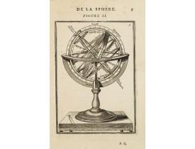 MALLET, A.M. -  De la Sphère. Figure II.