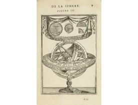 MALLET, A.M. -  De la Sphère. Figure III.