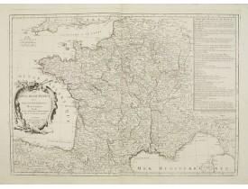 SANTINI, P. / REMONDINI, M. -  Le Royaume de France..