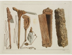 FERRARIO, G. -  [ Traditional tools from New Zealand ].