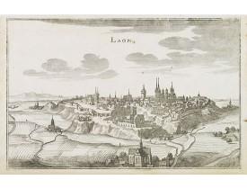 MERIAN, C. -  Laon.