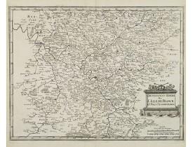 MERIAN, C. -  Gouvernement General de L'Isle de France, et Pais Circomvoisins.