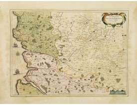 JANSSONIUS, J. -  Boloniae Pontieu. . .