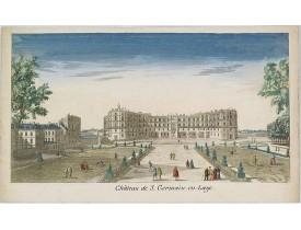 CHÉREAU, J. -  Château de S.Germain-en-Laye.