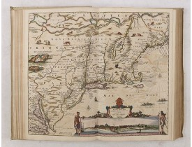 JANSSONIUS, J. -  Novus Atlas Absolutissimus... Die Wasser-Welt, oder See-Atlas.