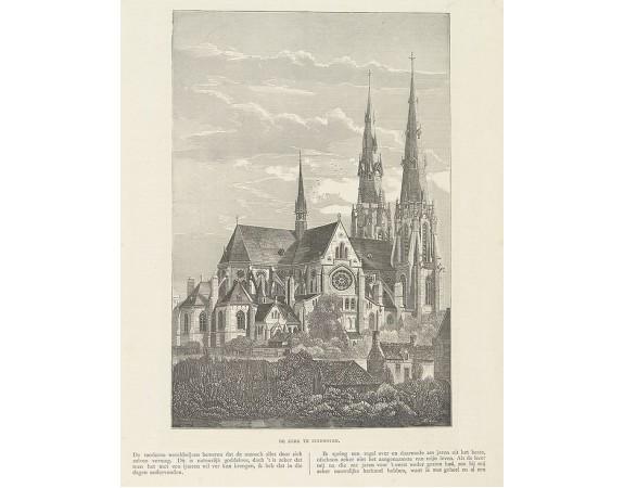 BAL, H. -  Sint Catharinakerk te Eindhoven.