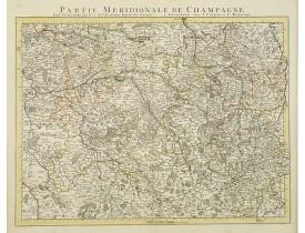 COVENS, J. / MORTIER, C. -  Partie Meridionale De Champagne.