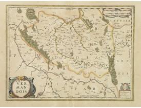 JANSSONIUS, J. -  Vermandois.