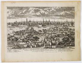 AVELINE, P. A. -  Mastric ou Maëstricht, Ville du Brabant-Hollandois. . .