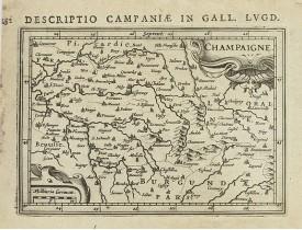 BERTIUS, P. / HONDIUS, J. -  Champaigne.