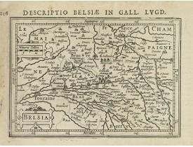BERTIUS, P. / HONDIUS, J. -  Belsia.