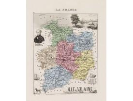 DYONNET, Ch. -  Ille et Vilaine