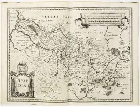 HONDIUS, H. -  Picardia.