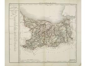 CHANLAIRE, P. G. -  Département du Calvados décrété le 5 février 1790. . .