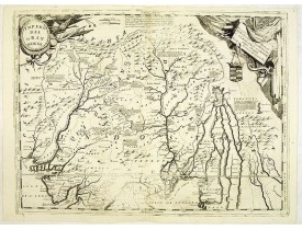 CORONELLI, V. M. -  Impero del Gran Mogol.
