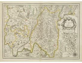 TASSIN, Ch. -  Carte de Bresse.