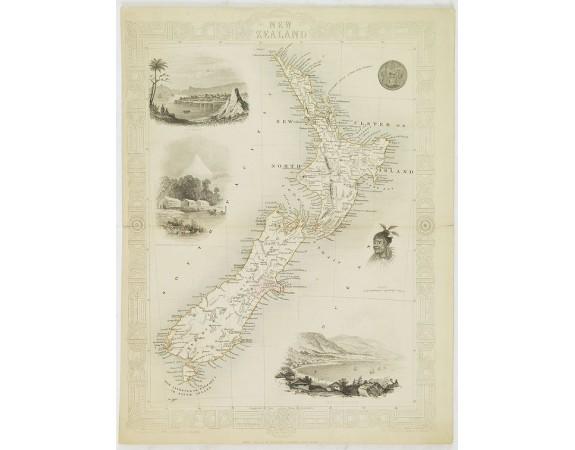 TALLIS, J. -  New Zealand.