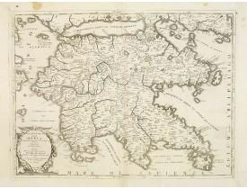 CORONELLI, V.M. -  Peloponneso, hoggidi Morea,. . .