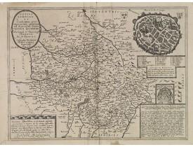BOUGUEREAU, M. / LECLERC, J. -  Totius Lemovici et Confinium provinciarum. . .