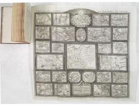 MULLER, L. -  Tableau des guerres de Frédéric le Grand: ou plans figurés de vingt-six batailles rangées, ou combats essentiels donnés dans les trois guerres de Silésie. . .