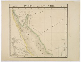 VANDERMAELEN, Ph. -  Partie de L'Arabie N° 77 [together with] Arabie Heureuse N°. 91.
