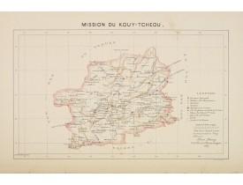 LAUNAY, A. -  Mission du Kouy-Tcheou.