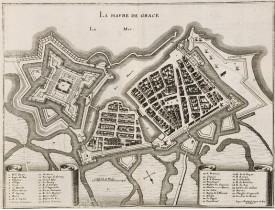 MERIAN, C. -  La Havre de Grace.