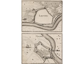 MERIAN, C. -  Libourne / Navarrins.