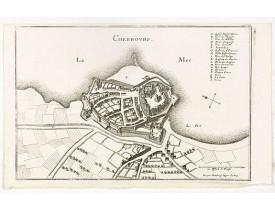 MERIAN, C. -  Cherbourg.
