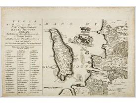 CORONELLI, V.M. -  Isola d'Oleron, nelle piaggie occidentali della Francia.