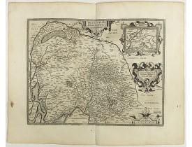 ORTELIUS, A. -  Brabantiae Descriptio.