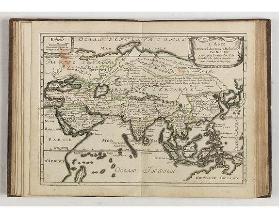DE FER, N. -  Petit et Nouveau Atlas.