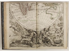NOLIN, J. B. - Le Théâtre du monde dédié au roi contenant les cartes générales et particulières des royaumes et états qui le composent.
