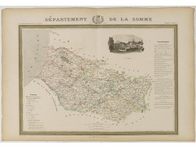 DONNET et MONIN. -  Département de la Somme.